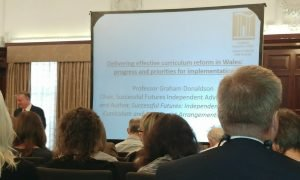 Policy Forum for Wales Seminar