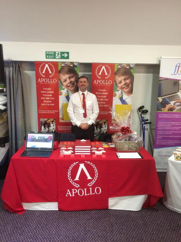 Apollo Newcastle at the Schools North East Annual Summit 2017