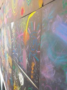 Apollo Bridgend Bonfire Art Competition 2017: Half Term Display