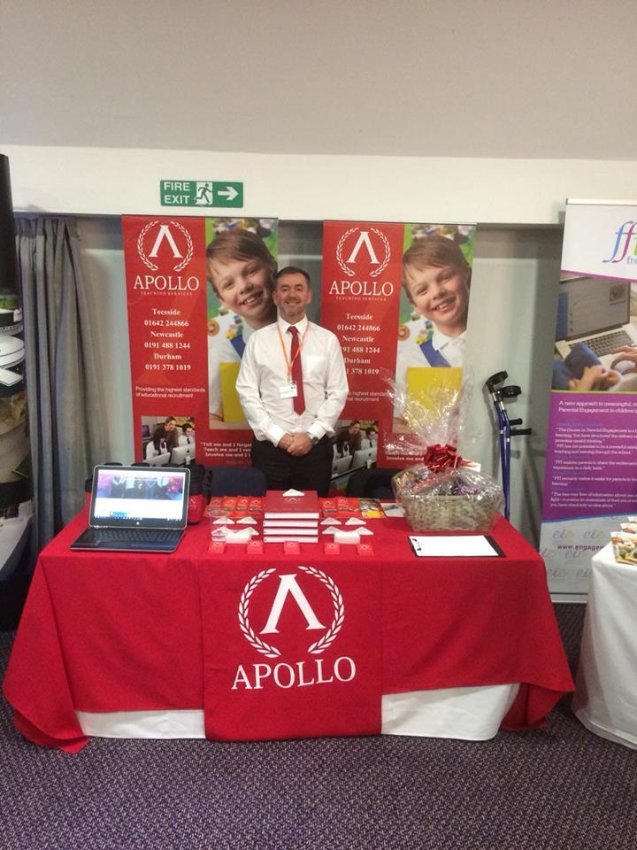 Apollo Newcastle at the Schools North East Annual Summit 2017