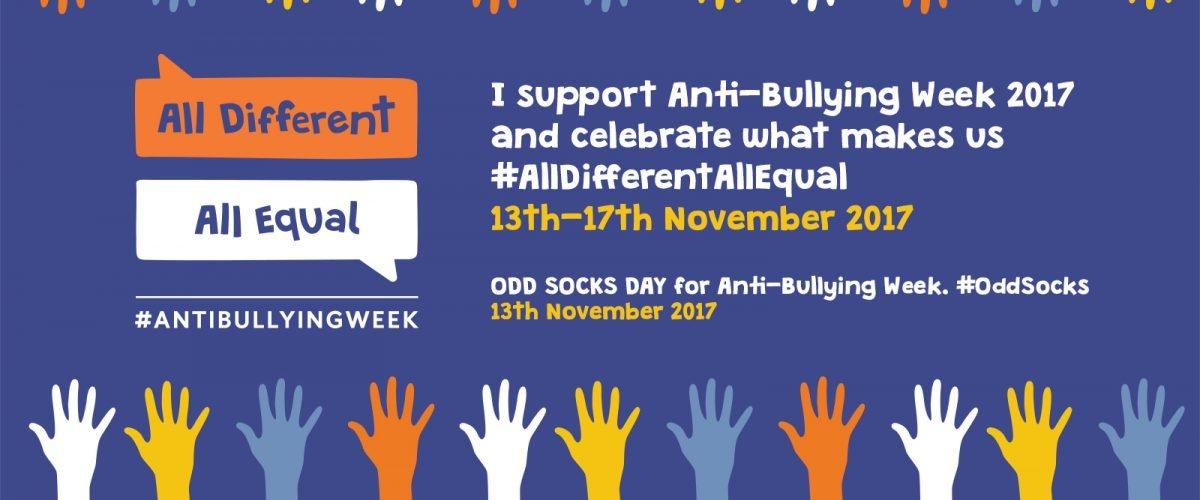 Anti-Bullying Week Image
