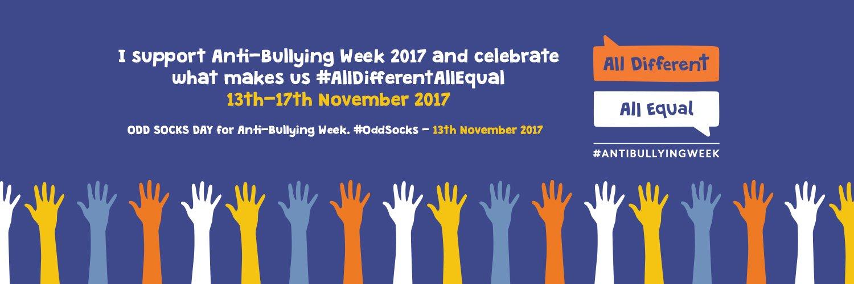 Anti-Bullying Week Long Image