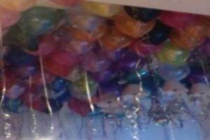 REST Ball Balloons