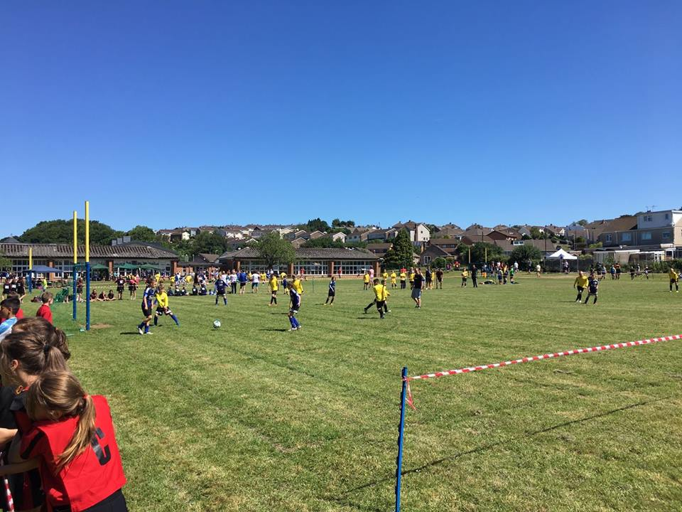 Paula Statham Memorial Festival at Litchard Primary School