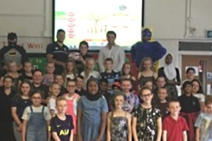 Oakfield Primary Pupils