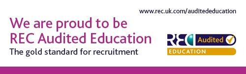REC Audited Education member button 2018
