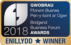 BBF Awards Logo 2018 Winner